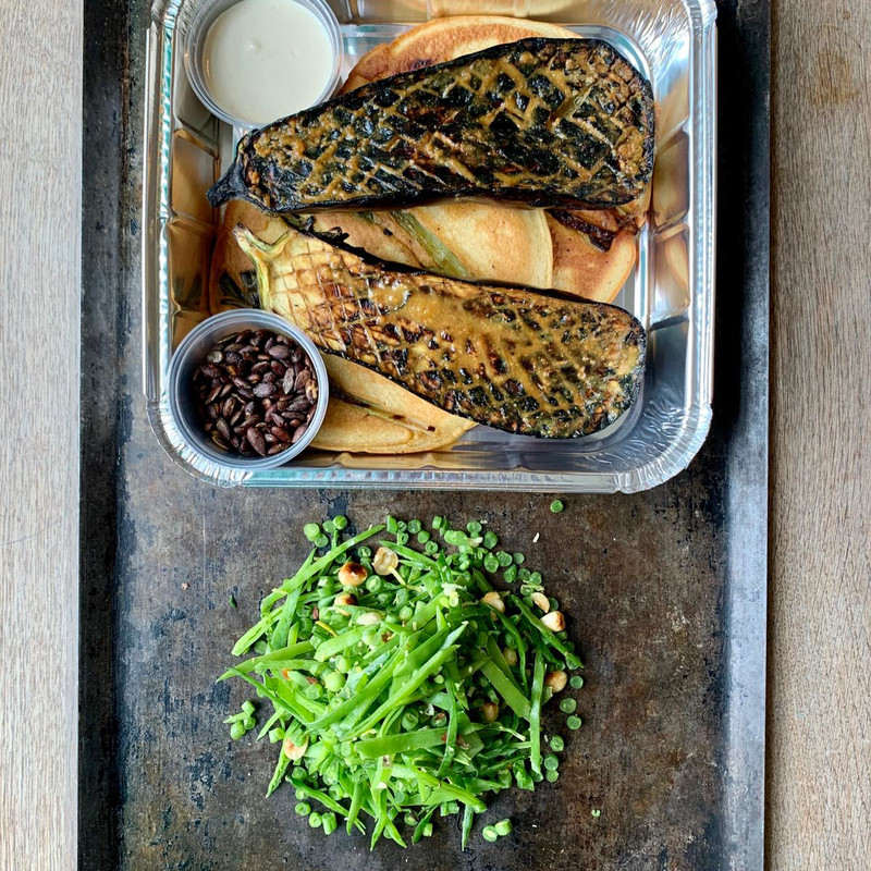 Oven Ready: Veggie Roasting Tray (for 2)