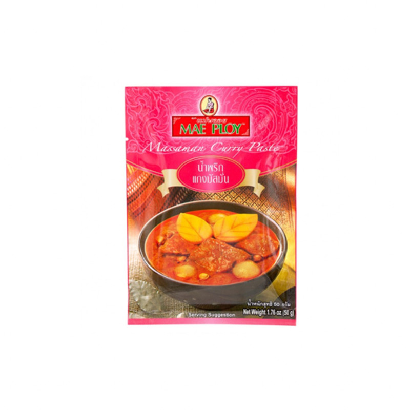 Mae Ploy Massaman Curry Paste 50g