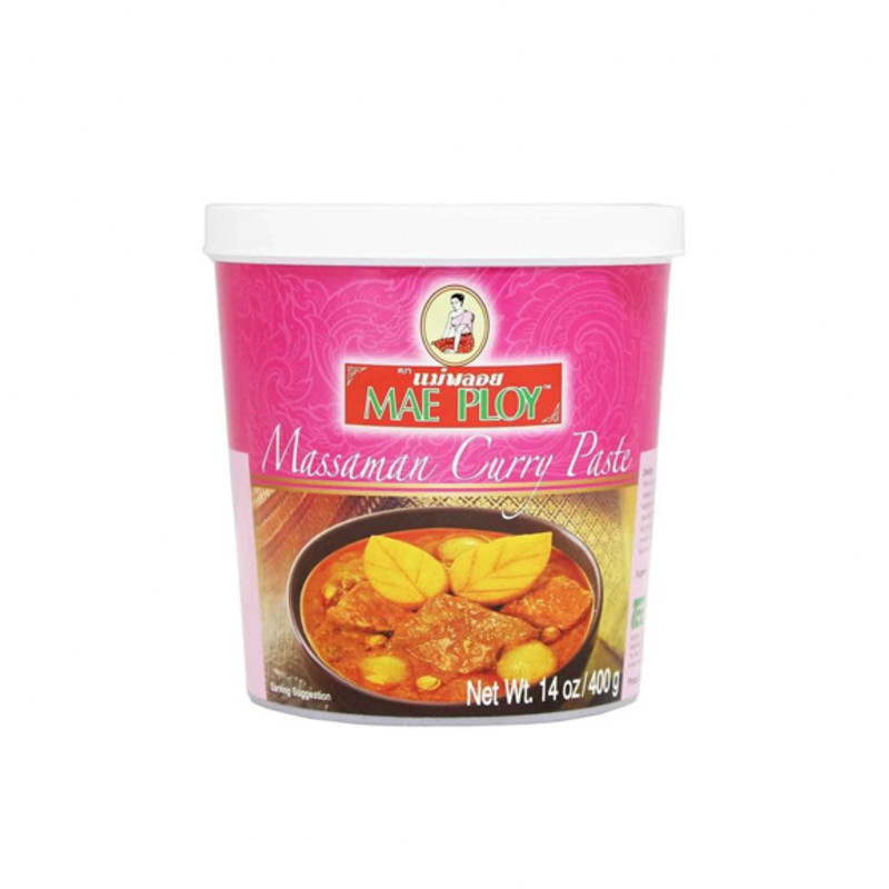 Mae Ploy Massaman Curry Paste 400g