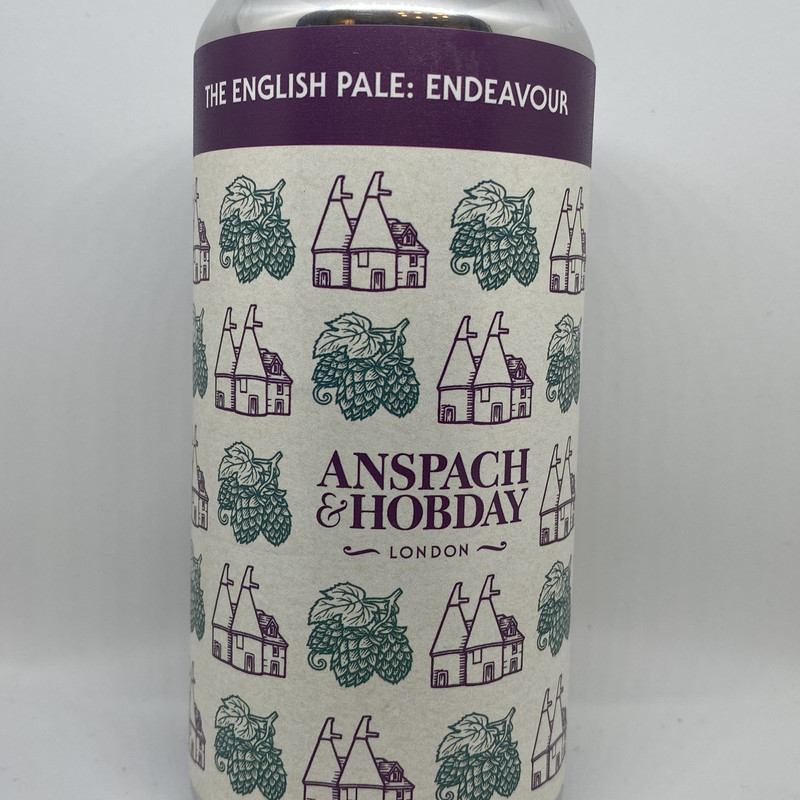 Anspach & Hobday | The English Pale: Endeavour