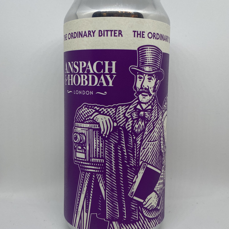 Anspach & Hobday | The Ordinary Bitter