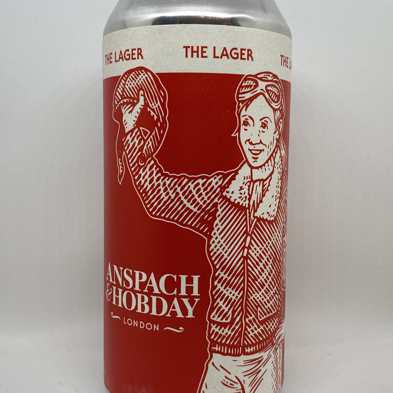 Anspach & Hobday | The Lager