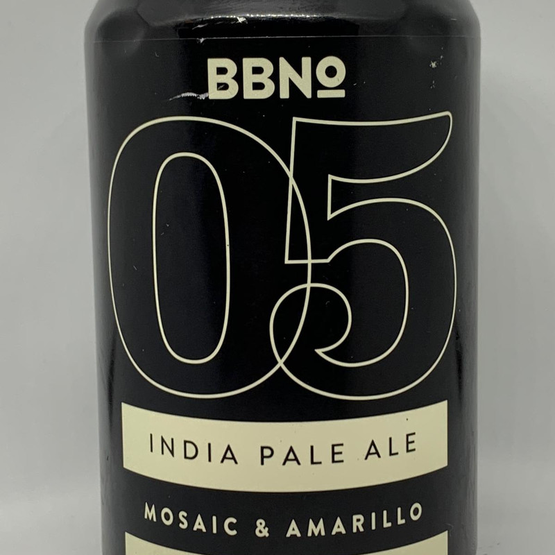 Brew By Numbers | India Pale Ale Amarillo & Mosaic