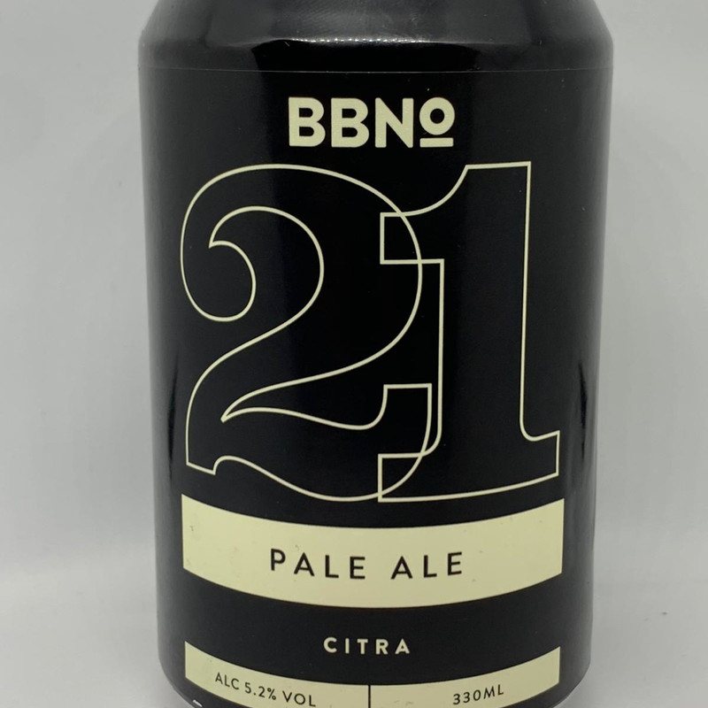 Brew By Numbers | Pale Ale Citra