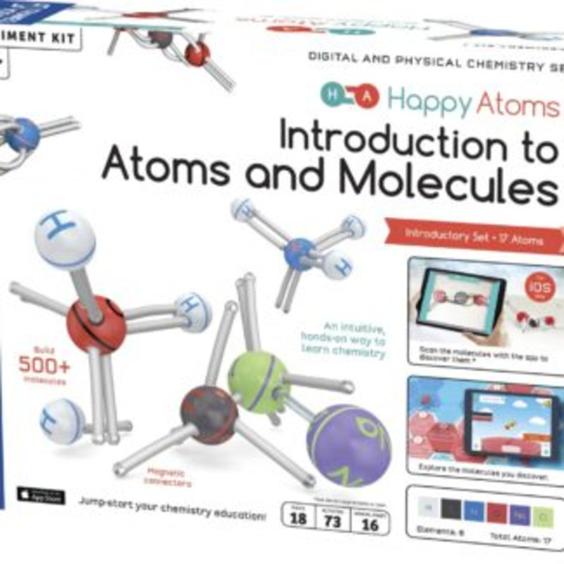 Happy Atoms Introductory Set by Thames & Kosmos