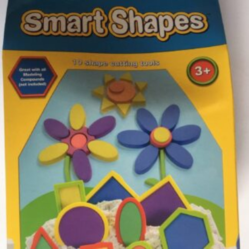 Smart Shape Moulds by Relevant Play