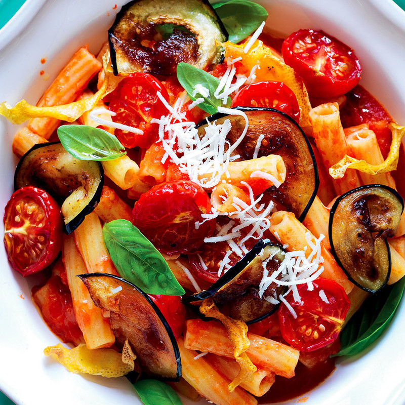 Gluten Free Pasta with vegetables