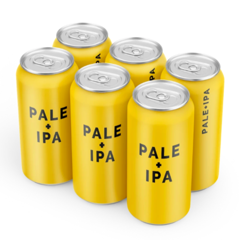 Mixed Case of Craft Beer - Pale + IPA