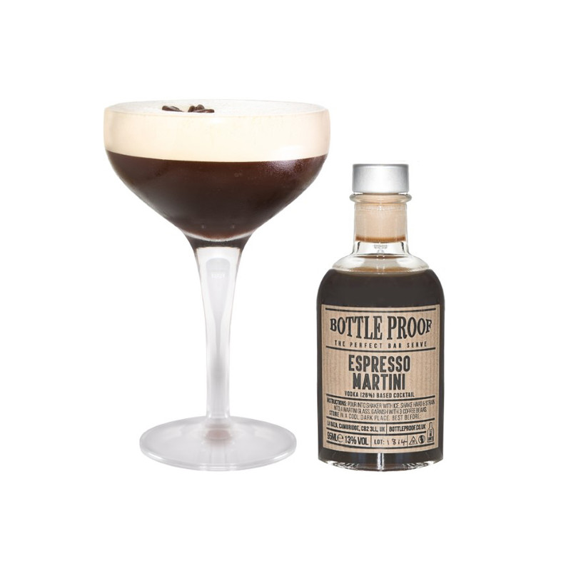 Espresso Martini 95ml (single serve)