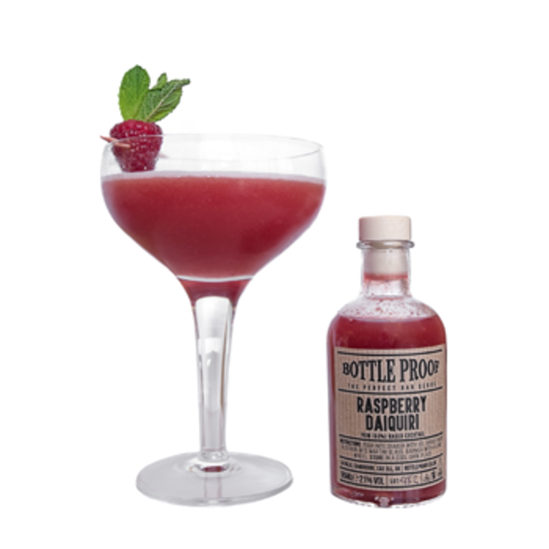 Raspberry Daiquiri 95ml (single serve)