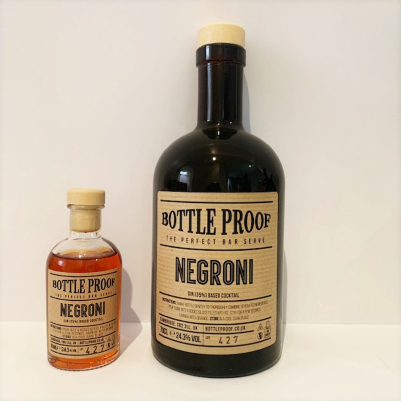 Negroni 700ml (7 serves)