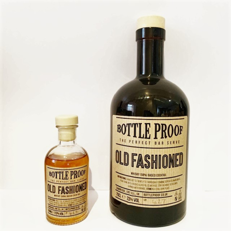 Old Fashioned 700ml (7 serves)