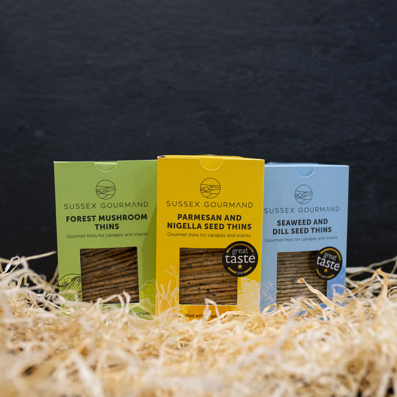 Sussex Gourmand Thins