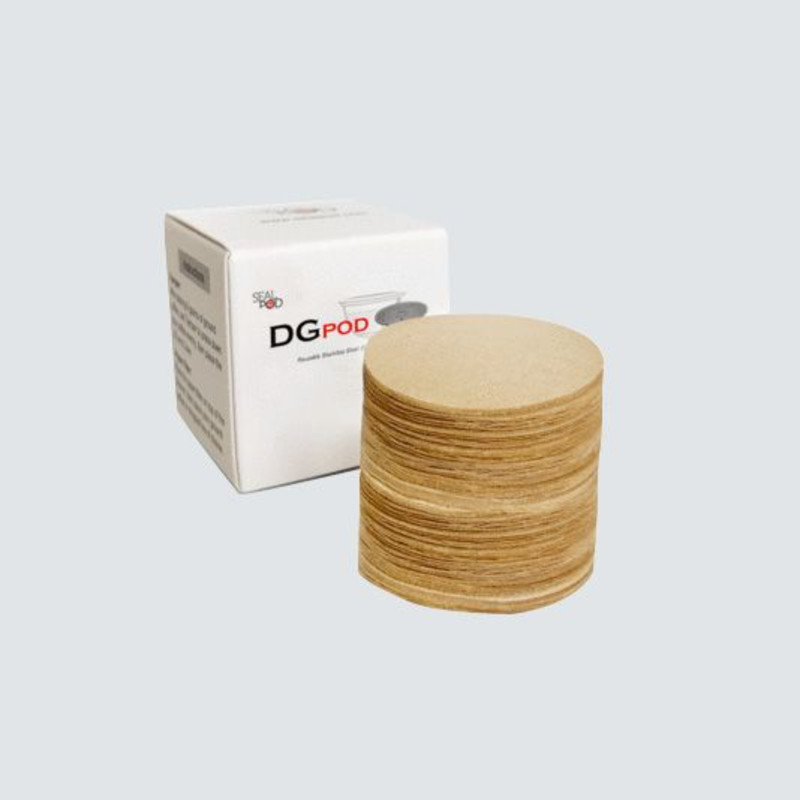SEALPOD DOLCE GUSTO® FILTER PAPERS X 200