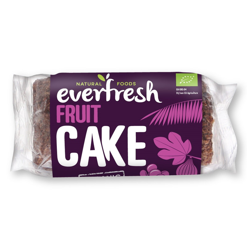Everfresh Fruit Cake Sprouted Grains