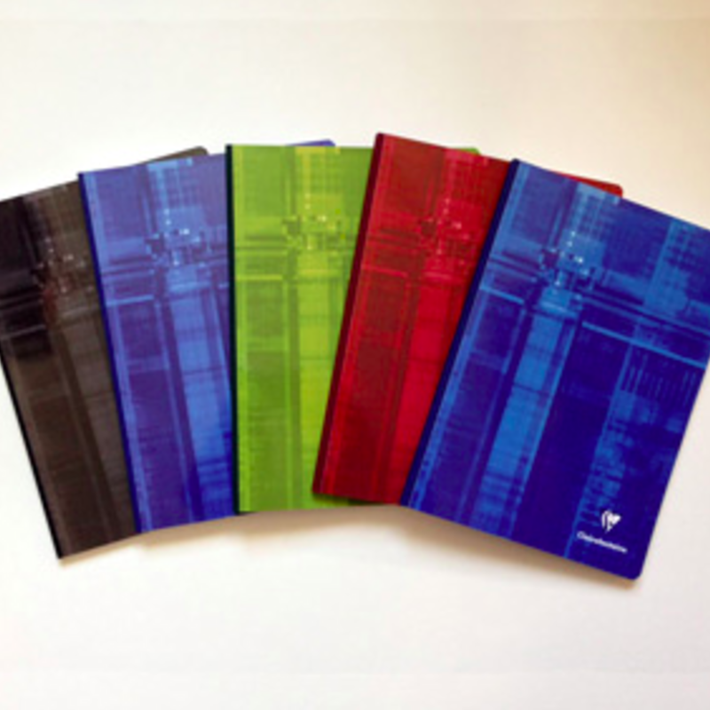 Clairefontaine A4 softback squared notebook