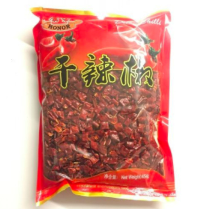 Dried Crushed Chilli's
