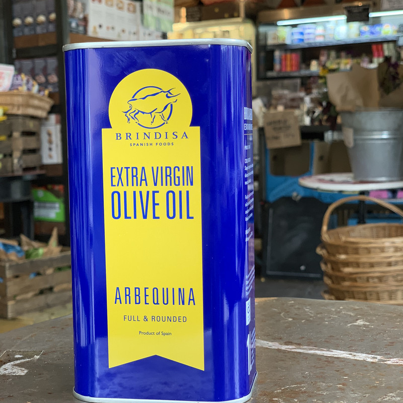 Brindisa Extra Virgin Olive Oil