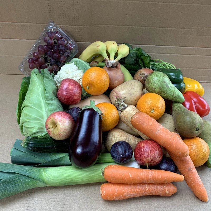 Large Essentials Fruit And Vegetables