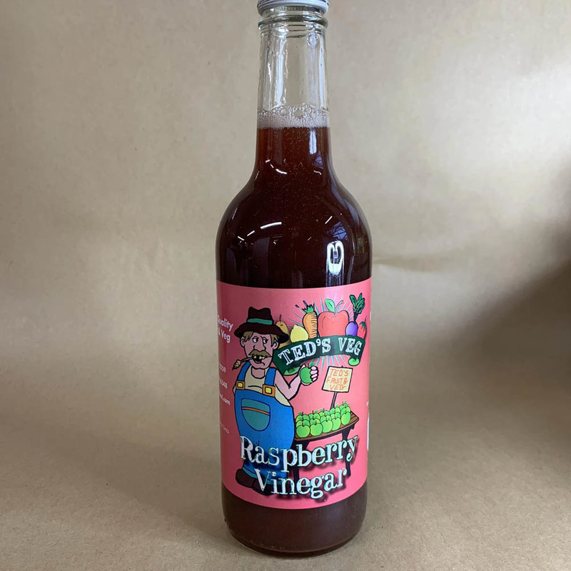 Raspberry Vinegar (500ml)