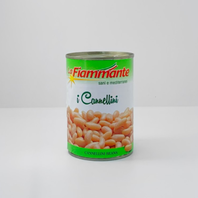 Cannellini Beans by Metelliana 400g (tin)