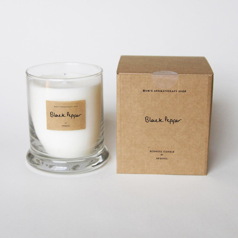 Positivity | Black Pepper Scented Candle