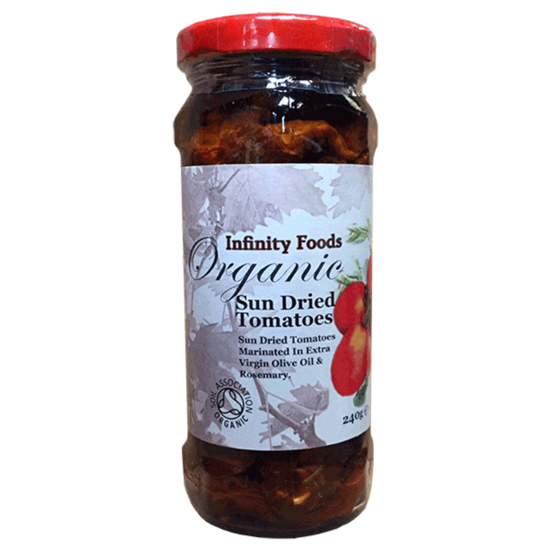 Infinity Organic Sun-dried Tomatoes in Oil
