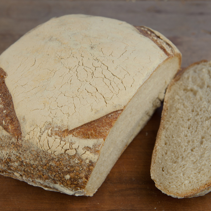 Organic White Sourdough Loaf - Infinity Foods Bakery
