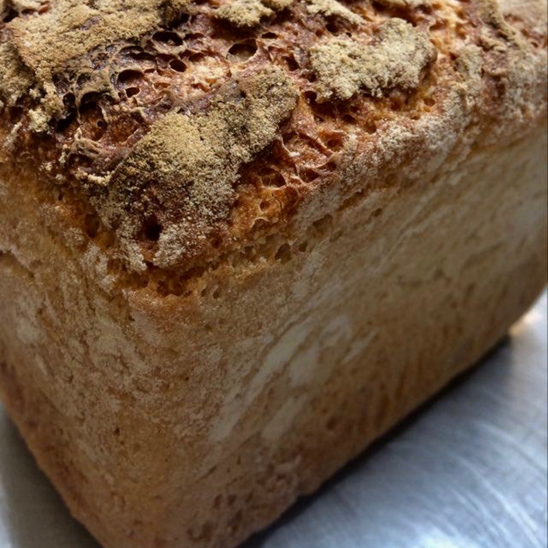 Organic Rice & Tapioca Loaf (made with non-gluten containing ingredients)
